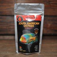 South American Cichlids南米シクリッド・カラー【赤揚げ半生タイプ】 80g