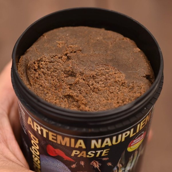 画像2: Artemia Nauplien Paste 125g アルテミア・ノープリウス ペースト(ブラインシュリンプペースト)125g