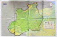 IBCE 官製アマゾナス州地図