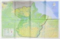 IBCE 官製パラ州・アマパ州地図