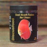 ベスト ハート フレークス レッドドリーム Best Heart Flakes Red Dream【赤色揚げ用フレーク】