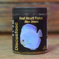 ベスト ハート フレークス ブルードリーム Best Heart Flakes Blue Dream【青色揚げ用フレーク】