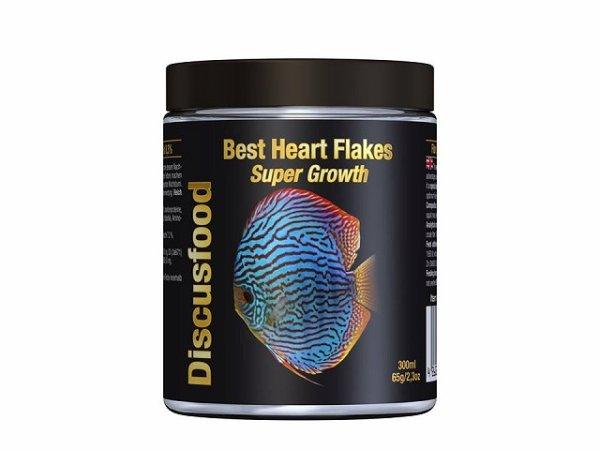 画像2: ベスト ハート フレークス スーパーグロウス Best Heart Flakes Super Growth 【育成用フレーク】