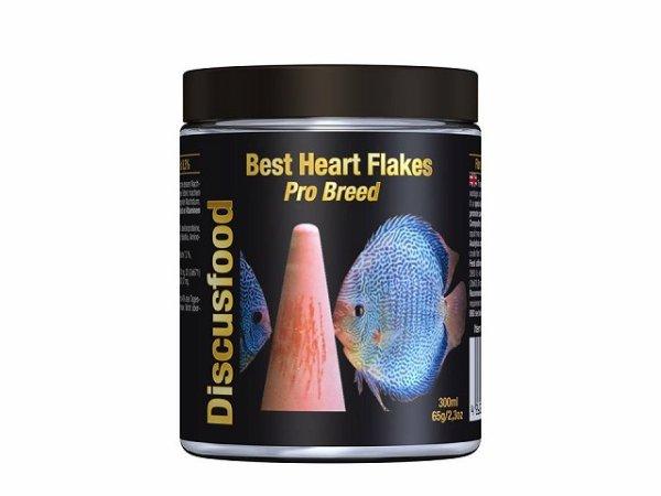 画像2: ベスト ハート フレークス プロブリード Best Heart Flakes Pro Breed【ブリーディング用フレーク】