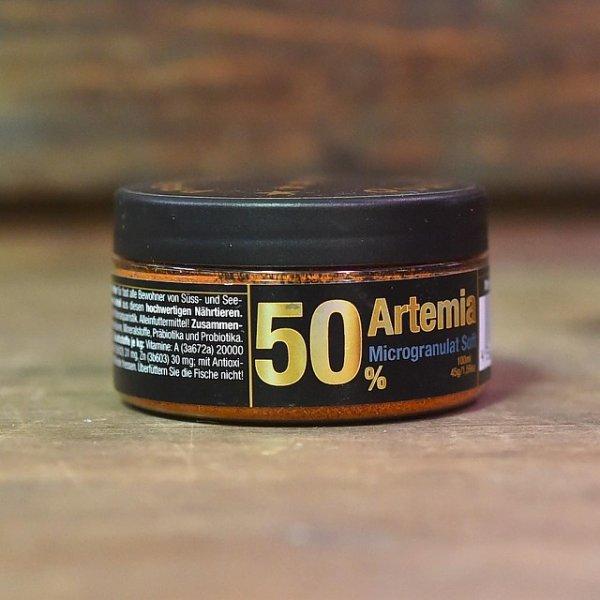 画像1: アルテミア 50%+  マイクログラニュエイト ソフト Artemia 50%+ Microgranulat Soft
